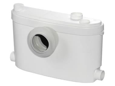 Waste macerator for toilets SANISLIM