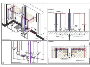 Sizing of water pipe and network CYPEPLUMBING Sanitary Systems
