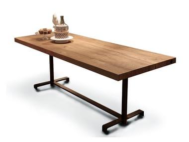 Rectangular table SANMARINO | Rectangular table