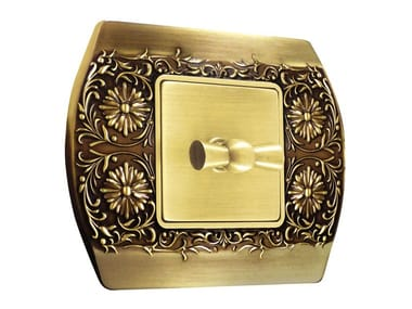 Brass wiring accessories SANREMO