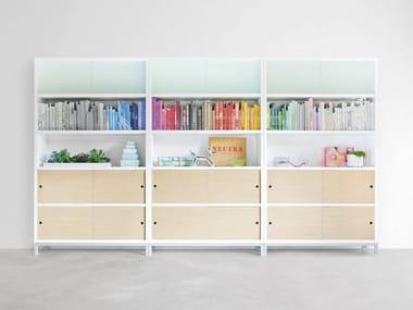 MDF bookcase SAPPORO | Bookcase