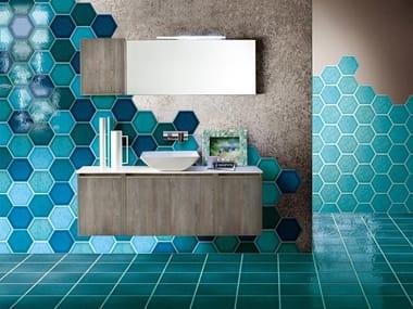 Red-paste wall/floor tiles SARDINIA   Wall/floor tiles