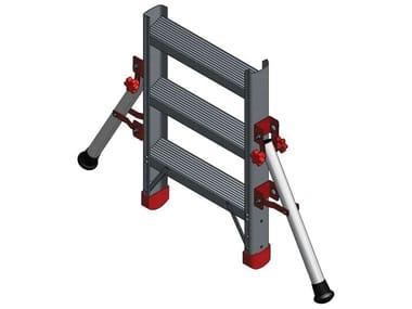 Stabilizzatore in alluminio SAS | Stabilizzatore