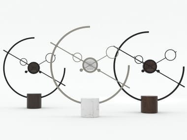 Table-top clock SATURNO