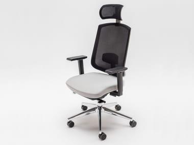 5-Speichen- Bürostuhl SAVA | Bürostuhl mit Rollen