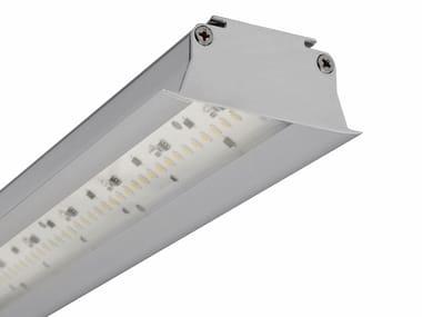 Built-in aluminium LED light bar SAX
