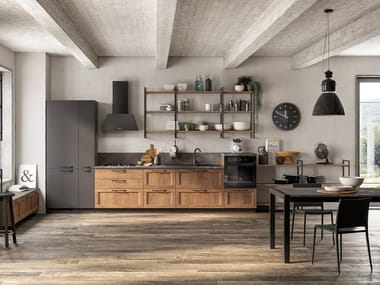Fitted kitchen SAX