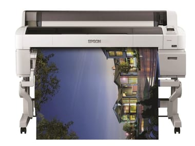 Large format printer for graphics, CAD and GIS SureColor SC-T7200D MFP