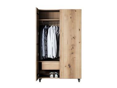 Kleiderschrank aus Holz SC49 | Kleiderschrank aus Holz