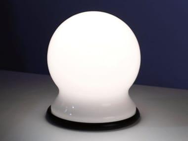 LED blown glass table lamp SCAFANDRO