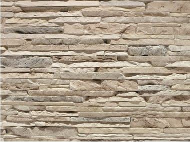Reconstructed stone wall tiles SCAGLIA
