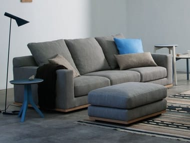 3 seater fabric sofa SCALA