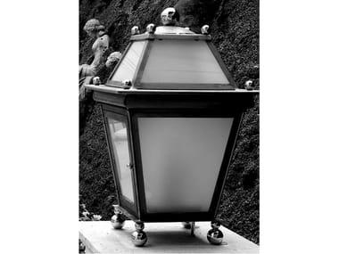 Lampada da terra per esterno in ferro SCALA | Lampada da terra per esterno