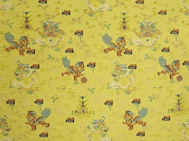 Jacquard polyester upholstery fabric for curtains SCARAMOUCHE