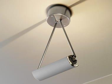 Lampada a sospensione in metallo SCINTILLA | Lampada a sospensione