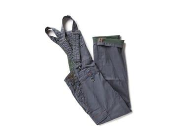 Pantalone in tessuto armaturato SCOOP POLVERE