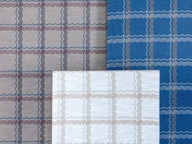 Jacquard tartan fabric SCOTT