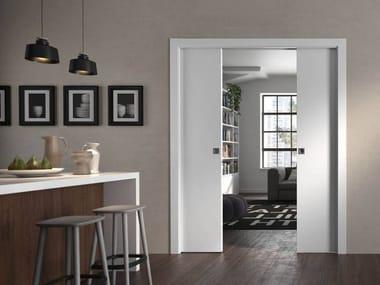 Controtelaio doppio per cartongesso per parete finita/orditura 100/75 SCRIGNOTECH |Controtelaio doppio per cartongesso 100/75