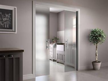 Controtelaio doppio per Intonaco per parete finita/forato 145/120 SCRIGNOTECH |Controtelaio doppio per intonaco 145/120