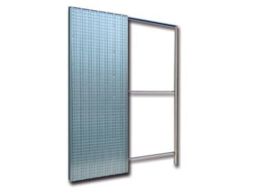 Controtelaio singolo per Intonaco per parete finita/forato 105/80 SCRIGNOTECH |Controtelaio singolo per intonaco 105/80