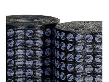 Prefabricated bituminous membrane SCUDOART