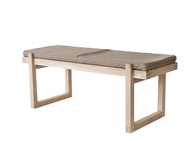 Panca in rovere MINIMAL BENCH   Panca in rovere