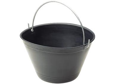 Secchio in plastica nero SECCHIO IN PLASTICA NERO