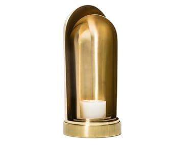 Metal candle holder SECRET