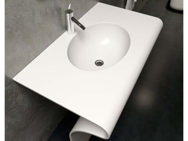 Krion® washbasin SEDICI