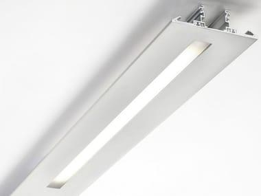 Perfil para iluminación lineal de aluminio extrudado SEGMENT | Perfil para iluminación lineal para LED