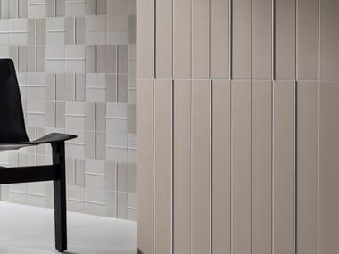 Porcelain stoneware 3D Wall Cladding SEGMENTS