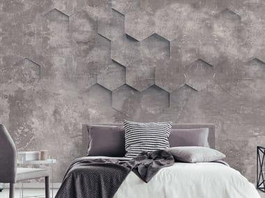 Washable vinyl wallpaper SEGNI