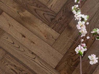 Oak parquet SEGNO