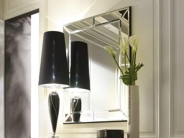 Rectangular wall-mounted mirror SEGRETI S1095 | Mirror