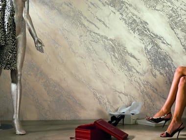 Rivestimento a base di calce e polveri di marmo SEGUI IL TUO ISTINTO