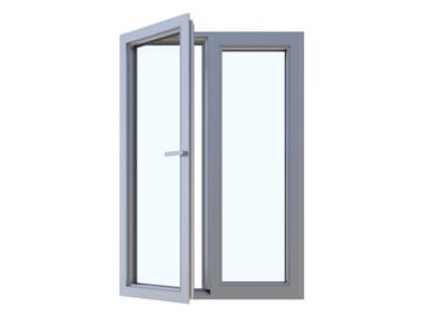 PVC security window SEKUR