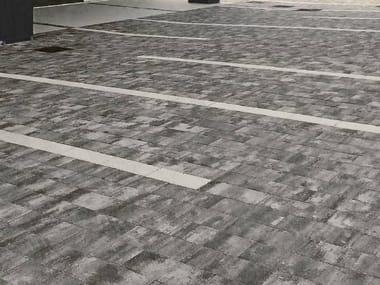 Concrete paving block SELCE 21 - GRANITI