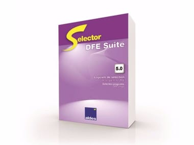 Software for home and building automation SELECTOR DFE