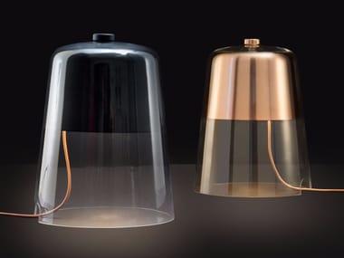 Candeeiro de mesa de vidro soprado com dimmer SEMPLICE - 226