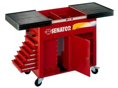 Warehouse cart SENATOR 800+
