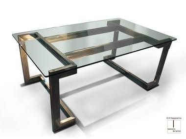 Rectangular meeting table SENDAI | Meeting table