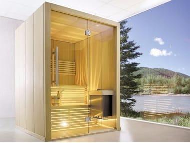 Sauna prefabbricata SENSATION | Sauna