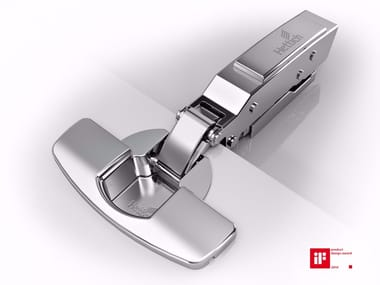Hinge with soft-closing function for thick doors SENSYS FOR THICK DOORS