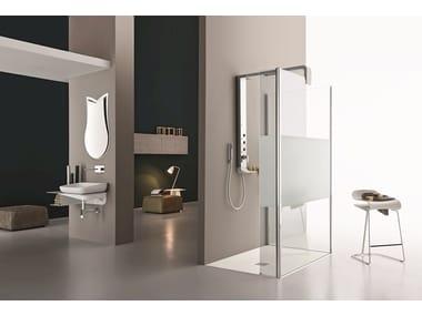 Rectangular Walk in shower SEPARET DEDALO | Walk in shower