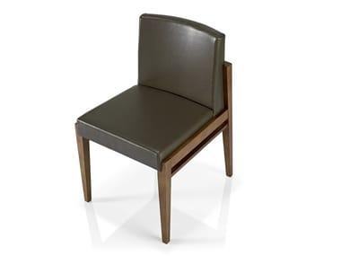 Cadeira de pele SERENA   Cadeira