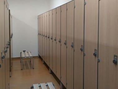HPL Locker SERIE NG