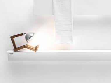 Sèche serviettes horizontal mural SERIE T - T1M