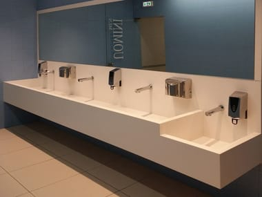 Corian® Washbasin Top SERIE TOP CO