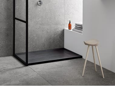 Anti-slip shower tray SESTRA
