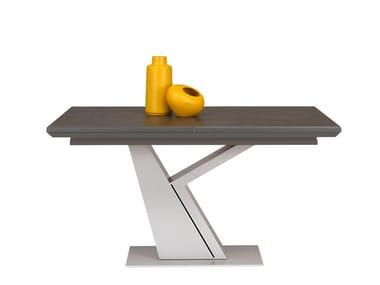 Extending rectangular table SETIS | Extending table